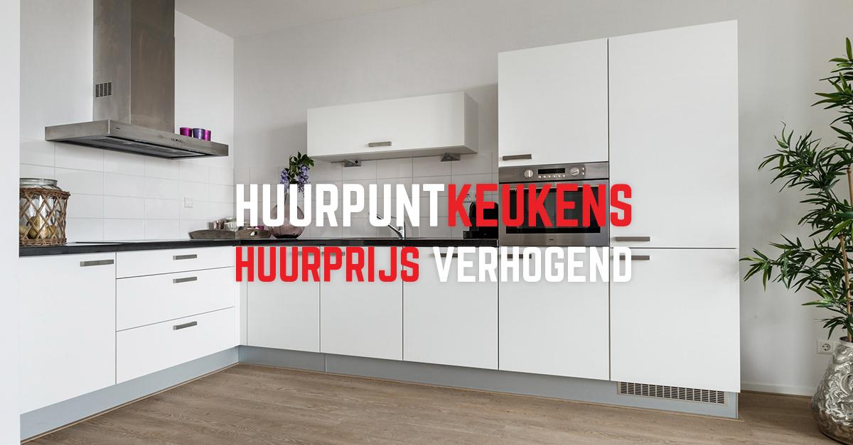 Huurverhoging met huurpunt keukens blog 123 projectkeukens